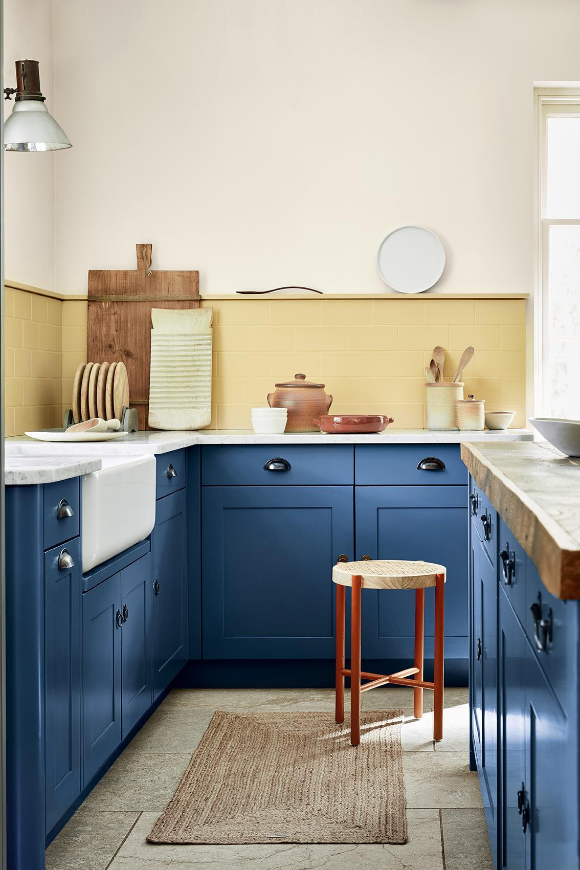 Une peinture pour meubles de cuisine